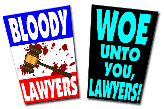 Lawyers Guns n Money